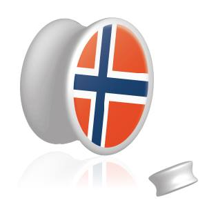 Norway-Piercing-Plug